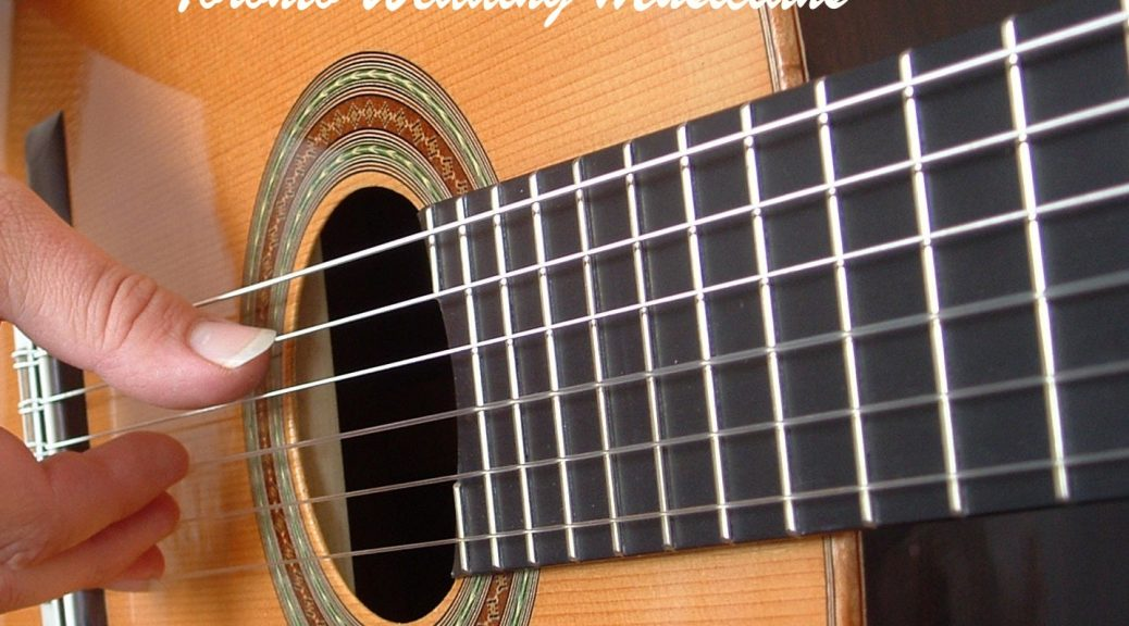 Wedding Ceremony With Classical Guitar